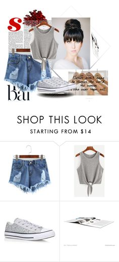 """""""set 4"""" by century-fashion ❤ liked on Polyvore featuring Post-It, Jil Sander and Converse"""