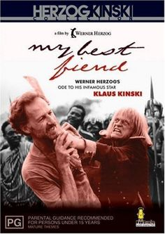 My Best Fiend (1999) Poster Im so glad I didnt make this documentary