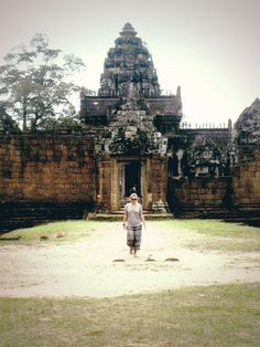 Temples at Siem Reap, Cambodia