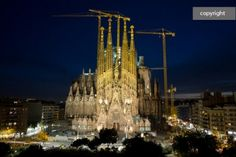 Barcelona Flat - View over Sagrada Familia. Average $20.00 EUR per night and per person