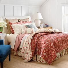 Chaps Home New Canaan Duvet Cover Set, Multicolor