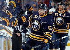 Tyler Ennis #63 Buffalo Sabres