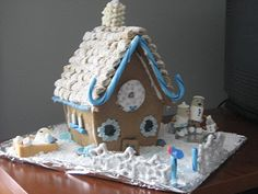 Next Step: 3rd Annual Gingerbread House Decorating Extravaganza