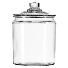 Anchor Hocking Glass Jar Set of 2 - 1 Gallon.