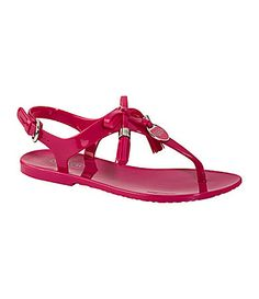 COACH HELMA JELLY SANDAL #Dillards