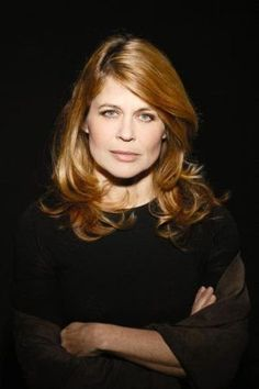 LMB client Linda Hamilton is beautiful inside and out. Love, love her. LeDiedraBaldwin.com