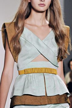 love this rodarte spring 2012, your bridesmaids will love you even more when you chose something with these modern details.
