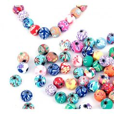 $0.78   8mm Multicolor Polymer Clay Fashion Jewelry Making Beads http://www.eozy.com/8mm-multicolor-polymer-clay-fashion-jewelry-making-beads.html#!prettyPhoto
