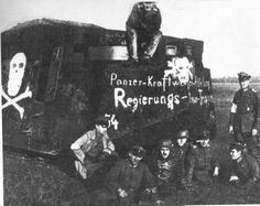 Freikorps / Sturmpanzerwagen A7V