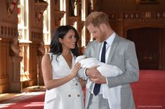 The Duke and Duchess of Sussex have named their newborn son Archie Harrison Mountbatten-Windsor. By deciding to call their son Archie Harrison Mountbatten Windsor, Harry and Meghan have chosen not to use a title for their first born.