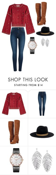 """Untitled #633"" by libbytocute ❤ liked on Polyvore featuring Jonathan Simkhai, Pieces and Janessa Leone"