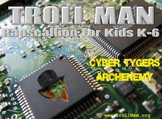 Man Character, Internet Safety For Kids, Male Profile, Cyber Attack, Young Children, Pediatrics, Troll