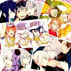 Manga Art, Anime Art, Anime Music, Cute Anime Boy, Ensemble Stars, All Anime, Touken Ranbu, Anime Couples, My Idol