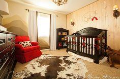 baby boys nursery western style | Decorative Bedroom