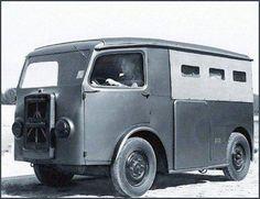 OG | 1939 Citroën TUB | Prototype