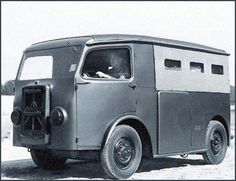 OG | 1949 Citroën Type H | Prototype 'TUB' dated 1939