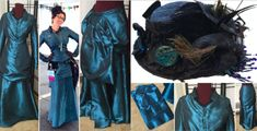 The Great Office Purge of 2019 (Behind the Magic) - Gail Carriger Fabric Covered Button, Covered Buttons, Satin Fabric, Custom Fabric, Gail Carriger, Alex White, Steampunk Hairstyles, Black Lace Choker, Cotton Gloves