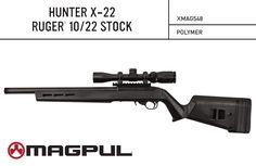 Magpul HUNTER X-22 Ruger® 10/22 Stock - Black