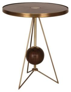 Ojai Side Table by Jonathan Adler