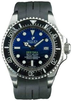 Rolex Sea Dweller Deepsea 116660 Stainless Steel / Rubber 44mm Mens Watch