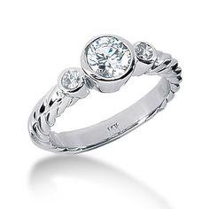 Bezal Set Ring