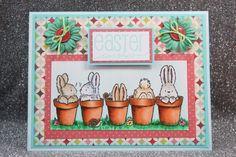 Shari's Pink Palace Creations: April 2012. bunny friends