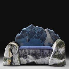 """Nature"" sofa"