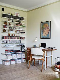inside homes
