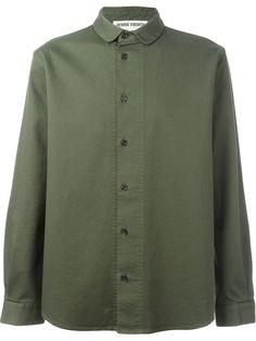 Solution shirt black | Henrik Vibskov Boutique