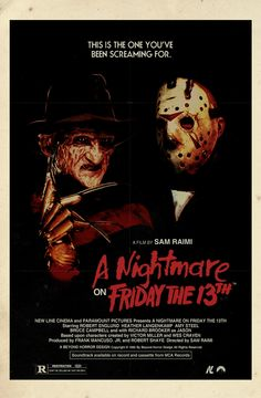 A Nightmare on Friday the 13th