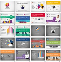 Business Consulting Presentation Template for PowerPoint