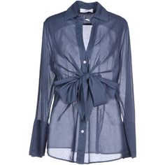 Aplomb Shirt ($69) ❤ liked on Polyvore