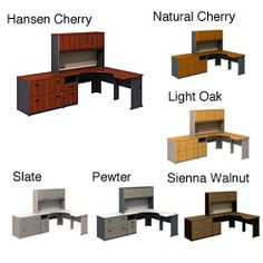 @Overstock.com - This versatile modular work station can be customized to fit your office space and individual needs. The durable laminate furniture includes one L-shaped desk and hutch with storage and a lateral file cabinet. Six colors accommodate any design need.http://www.overstock.com/Office-Supplies/Bush-Business-Furniture-Series-A-Executive-Suite-10-Workstation/6006768/product.html?CID=214117 $1,119.99