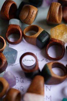 nga waiata - rings and pendants <3
