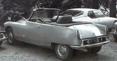 Vintage Cars, Antique Cars, Retro Vintage, Space Car, Citroen Car, All Cars, Cars And Motorcycles, Ds, Automobile