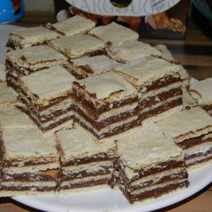 Sweets Recipes, No Bake Desserts, Healthy Desserts, Cake Recipes, Romanian Desserts, Romanian Food, Delicious Deserts, Yummy Food, Healthy Cook Books