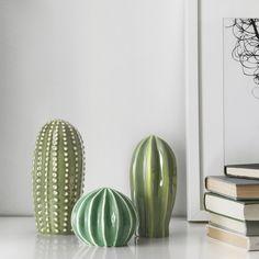 SJÄLSLIGT cactussen | IKEA IKEAnl IKEAnederland inspiratie wooninspiratie interieur wooninterieur decoratie groen steen aardewerk