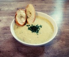 Krem brokułowo - serowy Cheeseburger Chowder, Ethnic Recipes, Food, Essen, Meals, Yemek, Eten