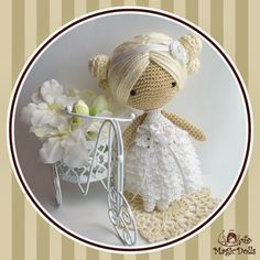 magicdolls: Crochet dolls (inspiration)