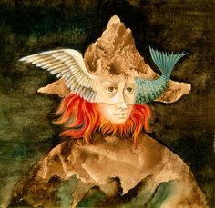 Remedios Varo - at first I thought it to be the name of a male, but it's not. Remedios Varo's name given at birth was María de los Remedios. Art And Illustration, Magritte, Arte Tribal, Magic Realism, Spanish Painters, Art Database, Surreal Art, Les Oeuvres, Art History