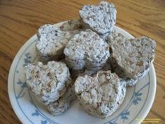 these seed balls are made with recycled paper -- tutorial