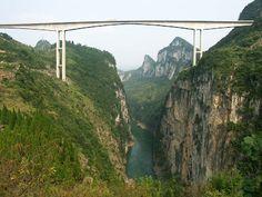 Ponte Liuguanghe – China | Mega Engenharia