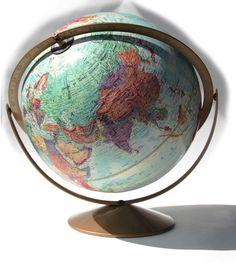 Globe 60's (80 euros et qques)