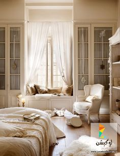 غرف نوم مودرن فرنسية كلاسيك فخمة جدا 2015