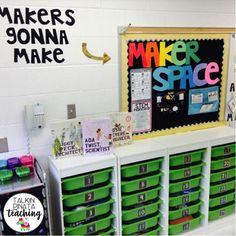 What is a Makerspace? A makerspace is a special place where students create a product to solve a problem.