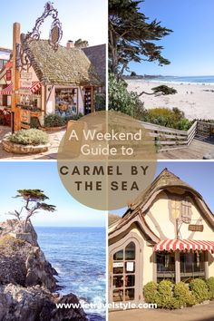 Us Travel Destinations, Travel Tours, Travel Usa, Places To Travel, Places To Visit, Travel Things, California Travel Guide, Carmel California, Pebble Beach California