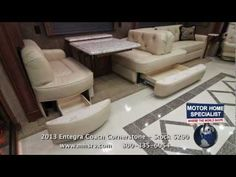 MHSRV Review of Entegra Cornerstone - 2013 Luxury RV for Sale at Motor Home Specialist #5290