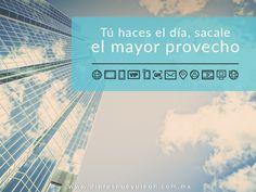 """Más que un directorio """"Tu aliado en ventas"""" #Felizjueves #mty #marketing #productividad"""