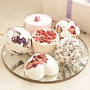 Bath bombs by lavender room - lovely!!