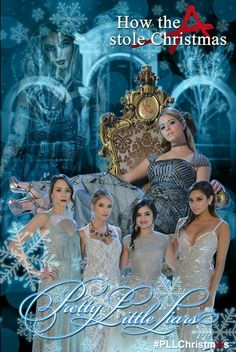 Pretty Little Liars How the A stole Christmas